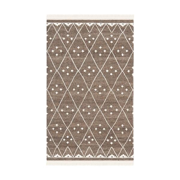 Dywan wełniany Sumner, 121x182 cm