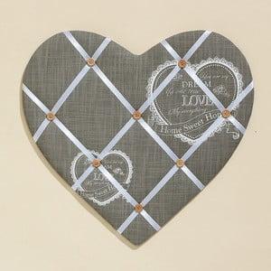 Tablica Vintage Heart