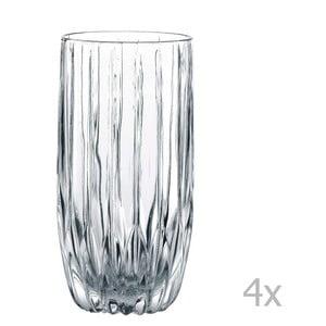 Zestaw 4 szklanek ze szkła kryształowego Nachtmann Prestige, 325 ml