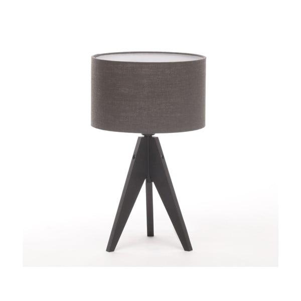 Lampa stołowa Artist Cylinder Dark Grey/Black