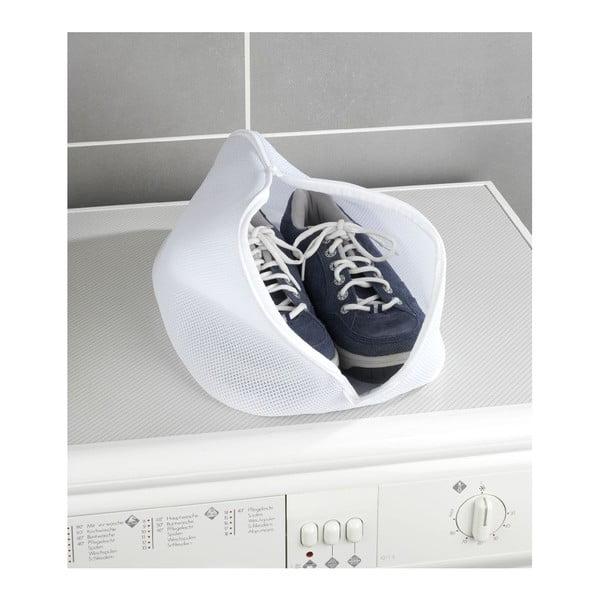 Biała siatka do prania butów Wenko