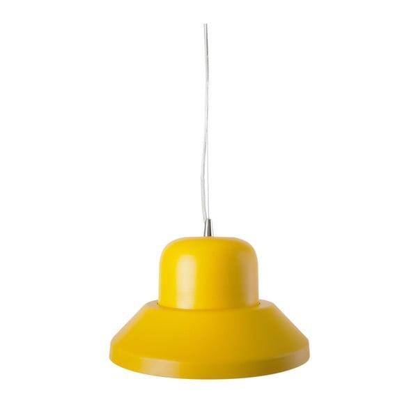 Lampa   wisząca Brambla Prima Maxi, żółta