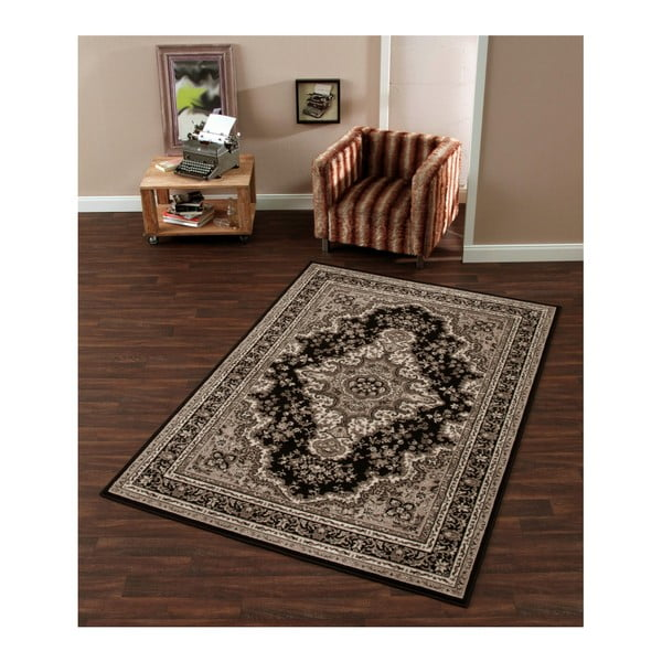 Dywan Hanse Home Prime Pile Ornamental Brown, 190 x 280 cm