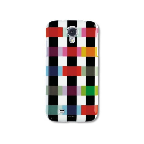 Etui na telefon Galaxy S4 Colour Caro