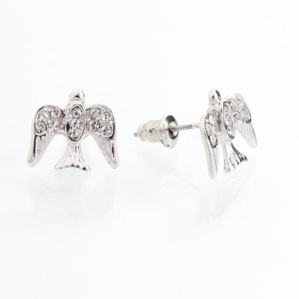 Kolczyki z kryształami Swarovski Elements Laura Bruni Swallow