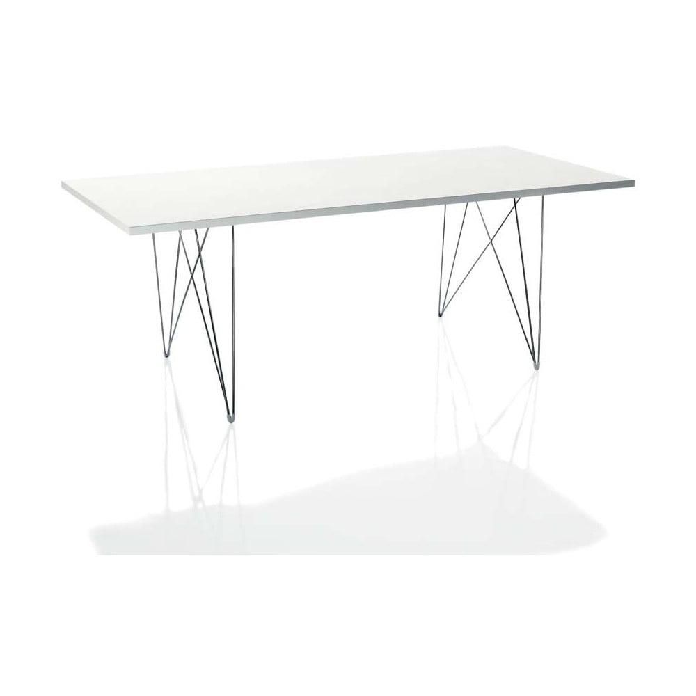 Biały stół Magis Bella, 200 x 90cm