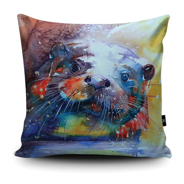Poduszka Wraptious Rainbow Otter