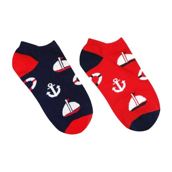 Skarpetki bawełniane Hesty Socks Jacht, rozm. 39-42