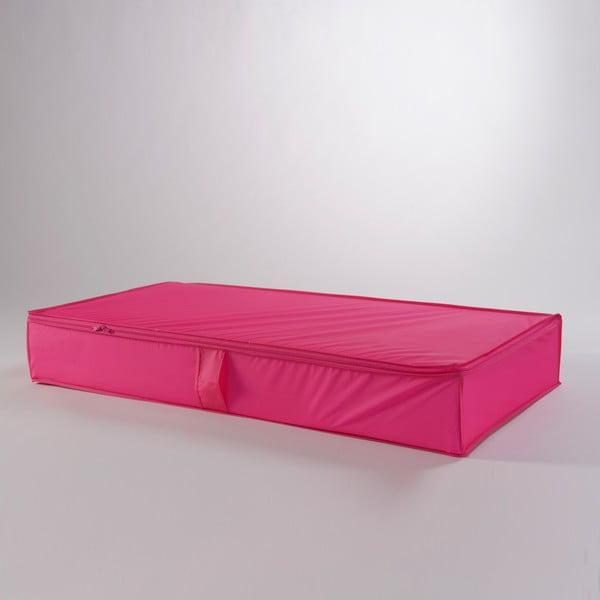 Organizer podłużny z materiału Compactor Garment Hot Pink Big
