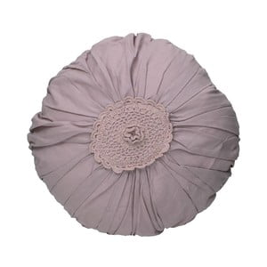 Poduszka Cotton Pink, 40x40 cm