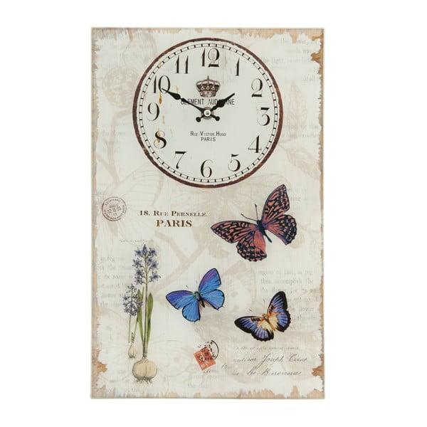 Zegar naścienny Paris, 25x40 cm