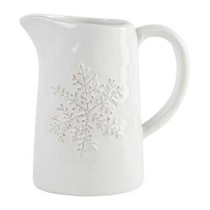 Dzbanek Athezza Snowflake, 19 cm