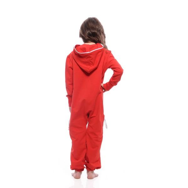 Dziecięcy kombinezon Summer Red, 6-7 lat