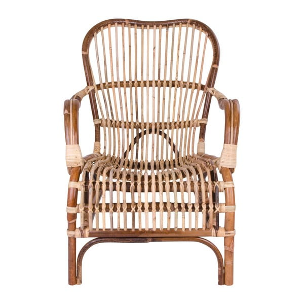 Fotel rattanowy House Nordic Celta