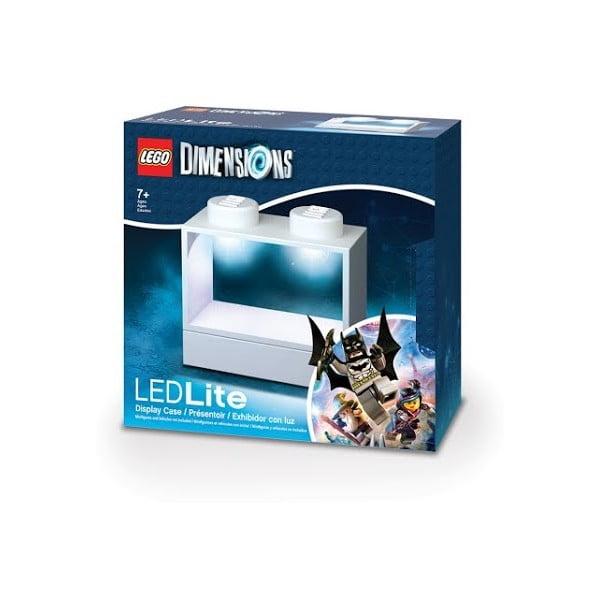Podświetlane pudełko/witrynka LEGO® Dimensions