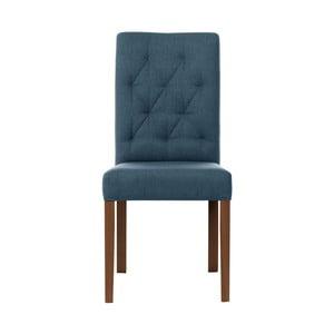 Niebieskie krzesło Rodier Alepine