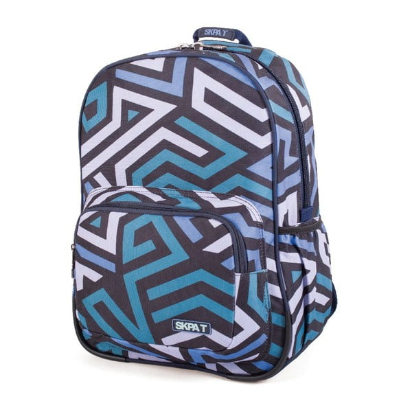 Plecak Skpat-T Backpack Blue Graphic