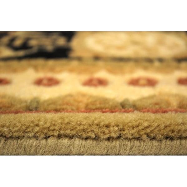 Dywan wełniany Vanilla, 140x200 cm