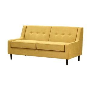 Sofa trzyosobowa Ives Kamerun Yellow