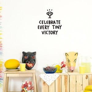 Naklejka dekoracyjna na ścianę Celebrate