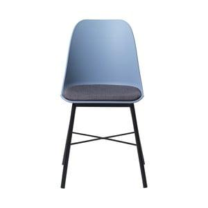Szaroniebieskie krzesło Unique Furniture Whistler