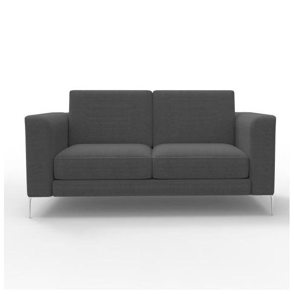Sofa dwuosobowa Miura Musa Black