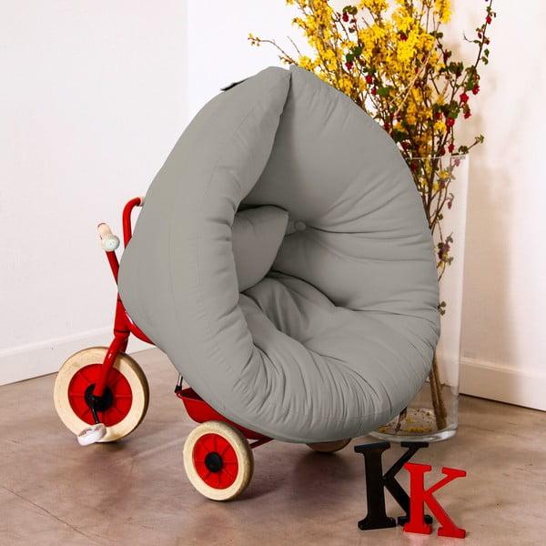 Fotel dziecięcy Karup Baby Nest Gris