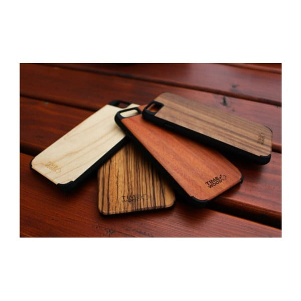 Etui drewniane na iPhone 6/6S TIMEWOOD Maple