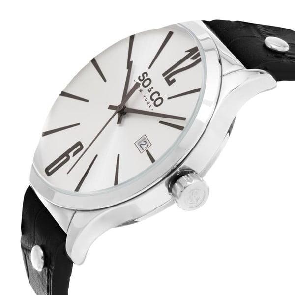 Zegarek męski Madison Big Silver