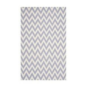 Wełniany dywan tkany ręcznie Safavieh Nelli, 121 x 182 cm