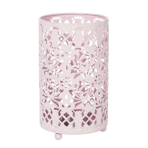 Lampion Round Pink, 15 cm