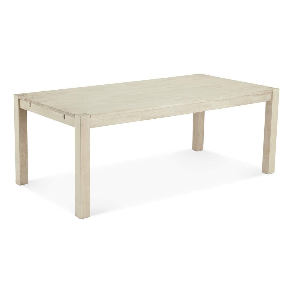 Stół z drewna dębowego Furnhouse Texas, 200x100 cm