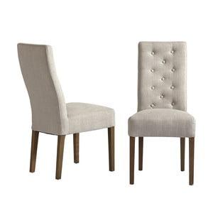 Krzesło Canett Twitter Chair, ciemne nogi