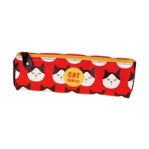 Piórnik Cat, czerwony