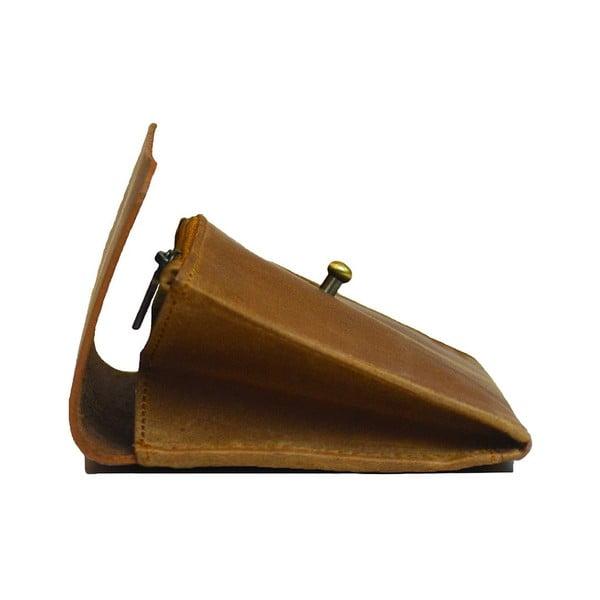 Skórzany portfel Pixies Pouch, camel
