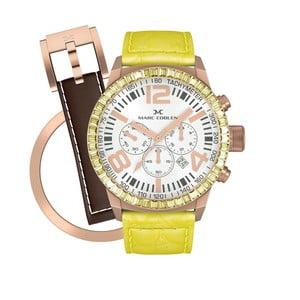 Zegarek damski Marc Coblen z dodatkowym paskiem i obręczą P57