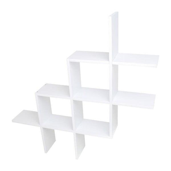 Półka ścienna Wall White Col, 95 cm