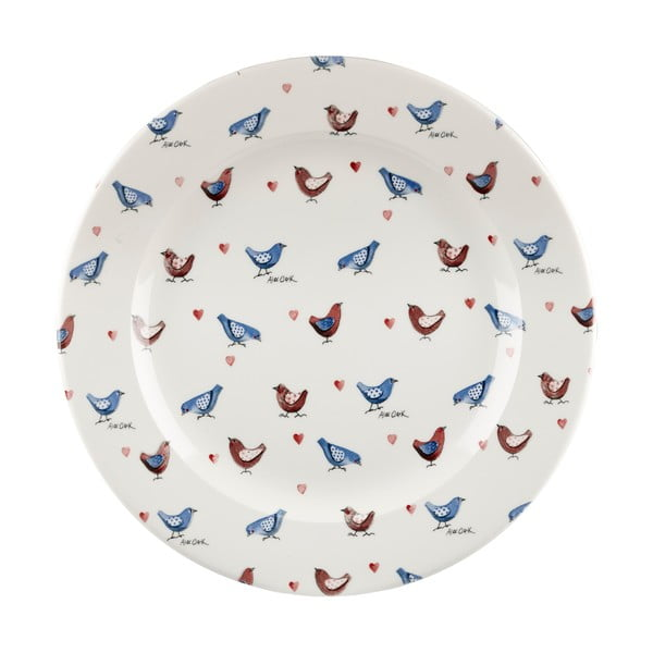 Talerz Lovebirds, 31 cm