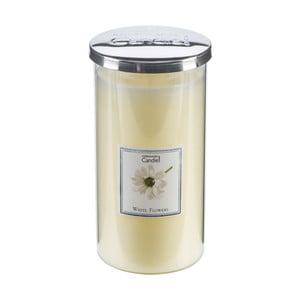 Świeczka zapachowa White Flowers Talll, czas palenia 70 godzin
