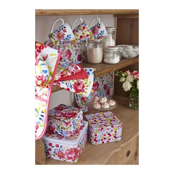 Bloczek na notatki Cooksmart England Floral Romance