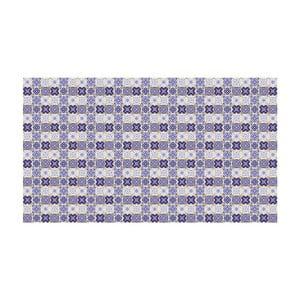 Dywan winylowy Geela Purple, 52x100 cm