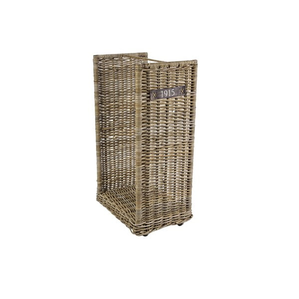 Koszyk na drewno/gazety Ascot, 50x90 cm