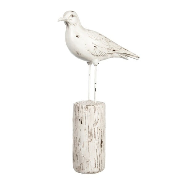 Dekoracja Bird on Trunk, 21x8x35 cm