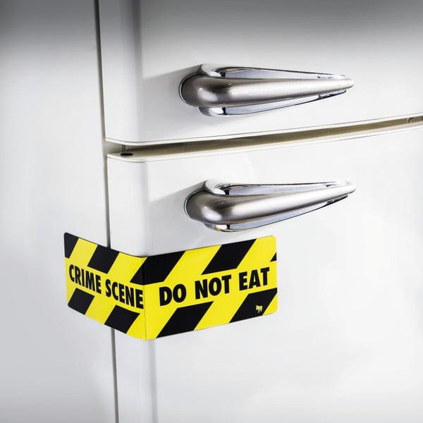 Magnes na lodówkę Donkey Creative Lab Crime Scene