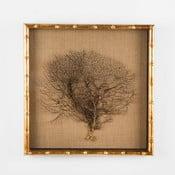 Obraz z drewna Thai Natura, 49x49 cm
