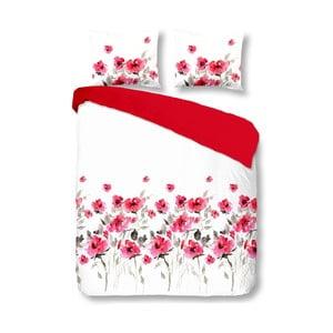 Pościel Flowerdream Red, 140x200 cm