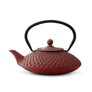 Czerwony czajnik Bredemeijer Xilin, 1,25 l