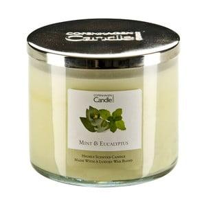 Świeczka zapachowa Mint & Eucalyptus, czas palenia 50 godzin
