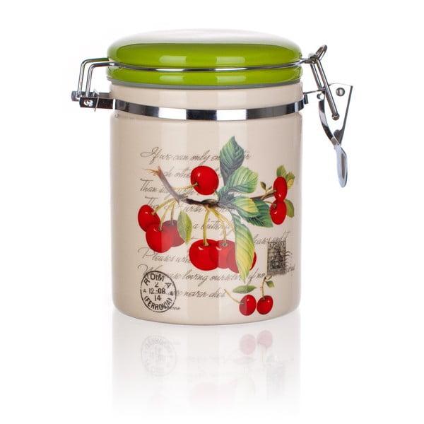 Ceramiczny pojemnik Banquet Cherry, 750 ml