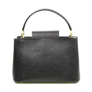 Skórzana torebka Sophia, czarna